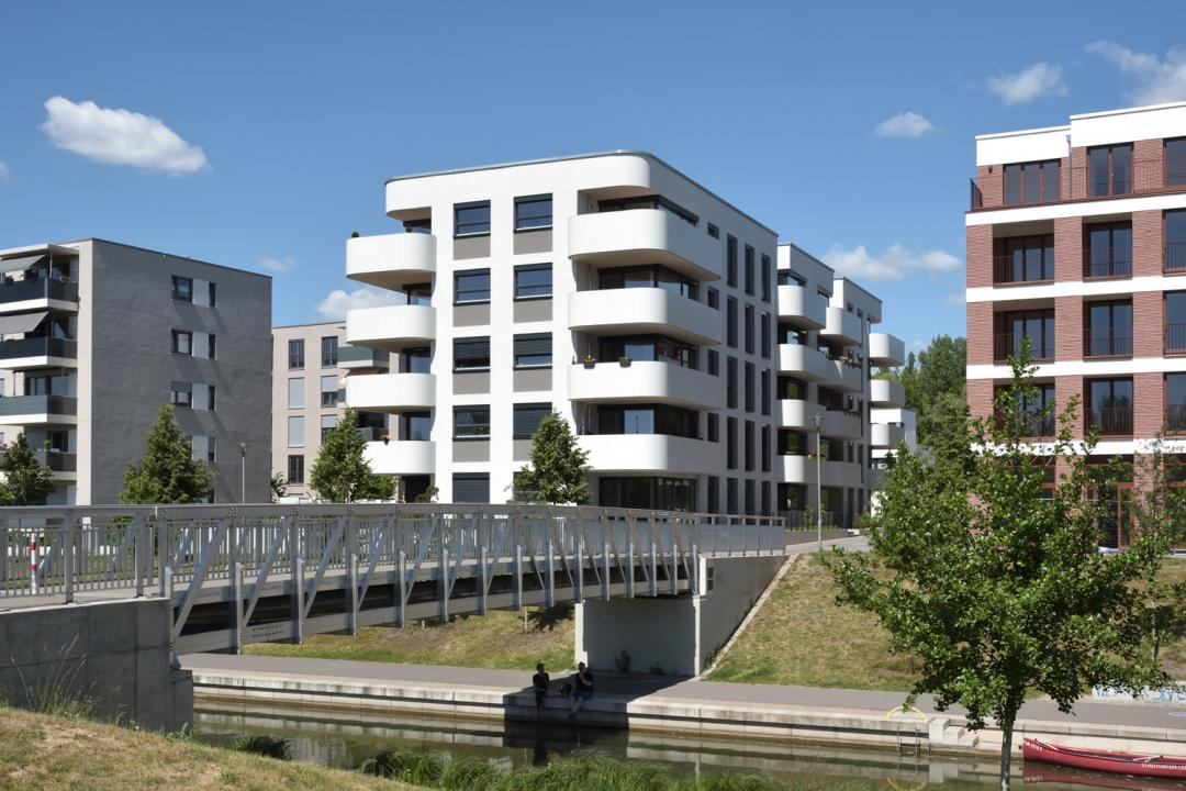 Lindenauer Hafen, Baufeld 5